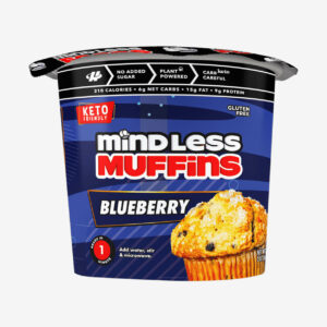 Blueberry Muffin - Mindless Foods - Halo Healthy Tribes