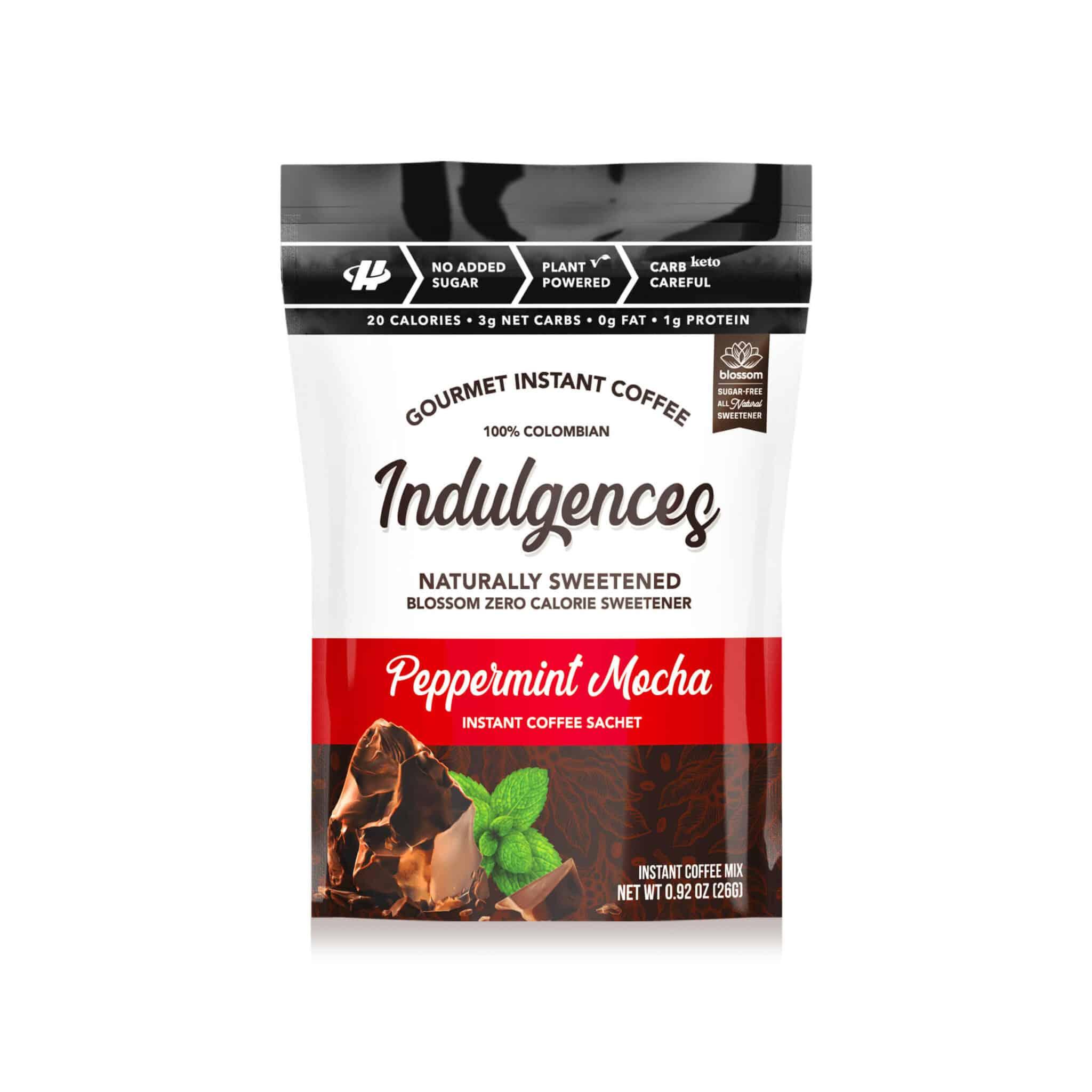Indulgences Peppermint Mocha Keto Coffee
