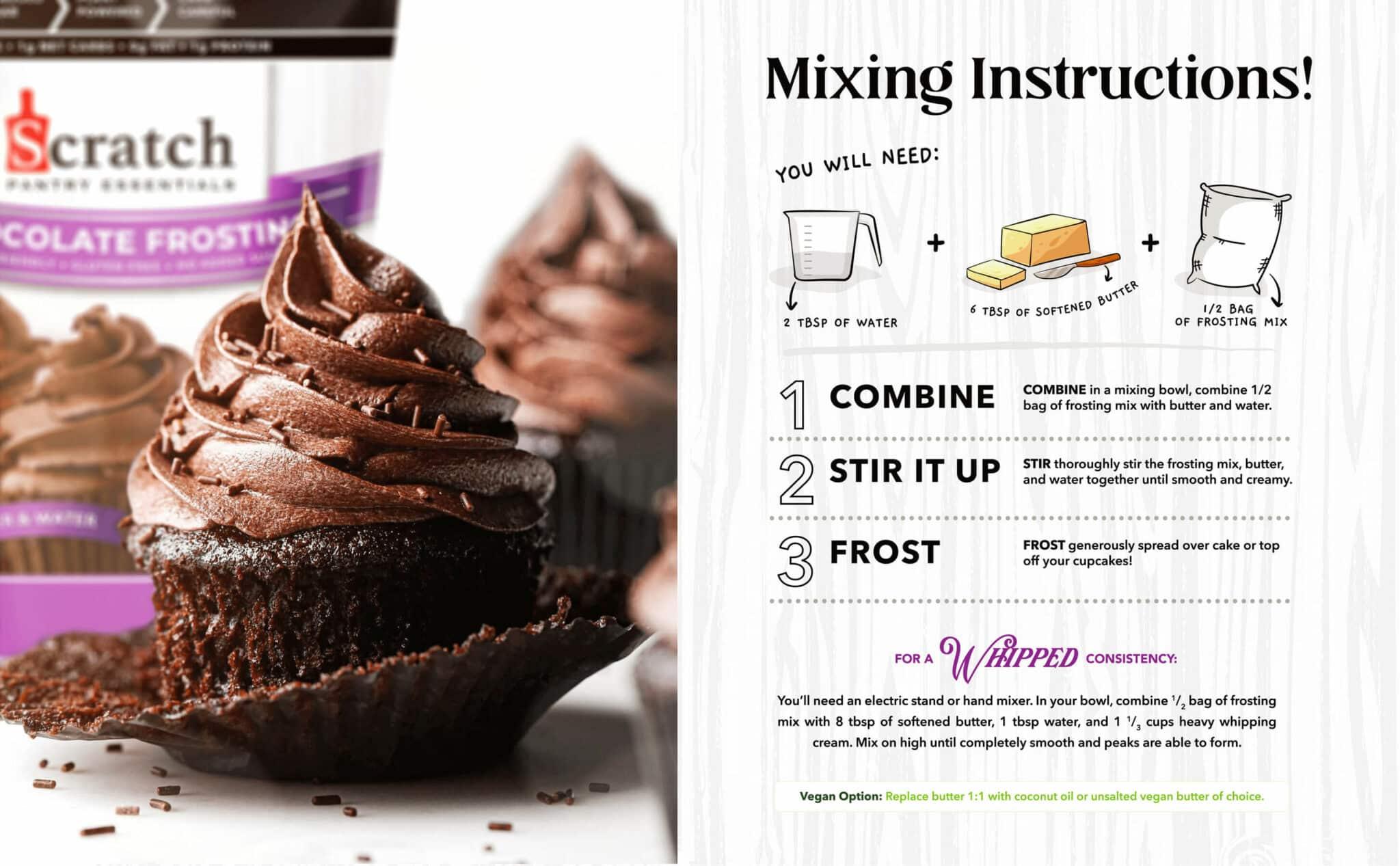 Keto Chocolate Frosting