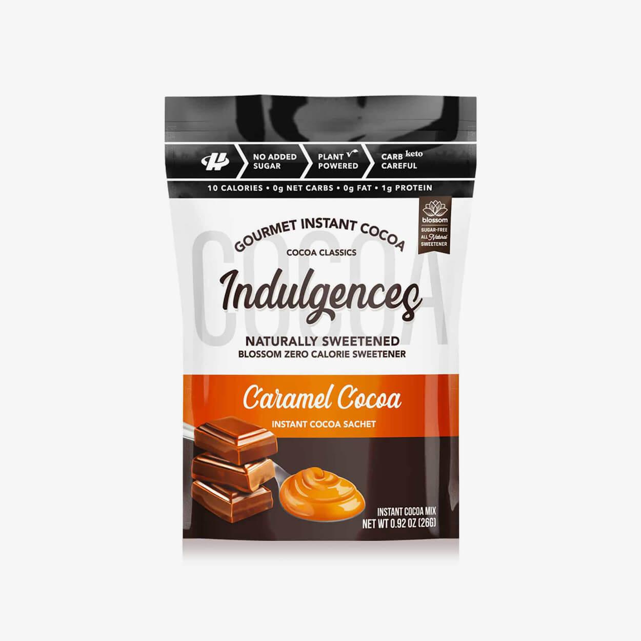Caramel Cocoa - Indulgences - Halo Healthy Tribes