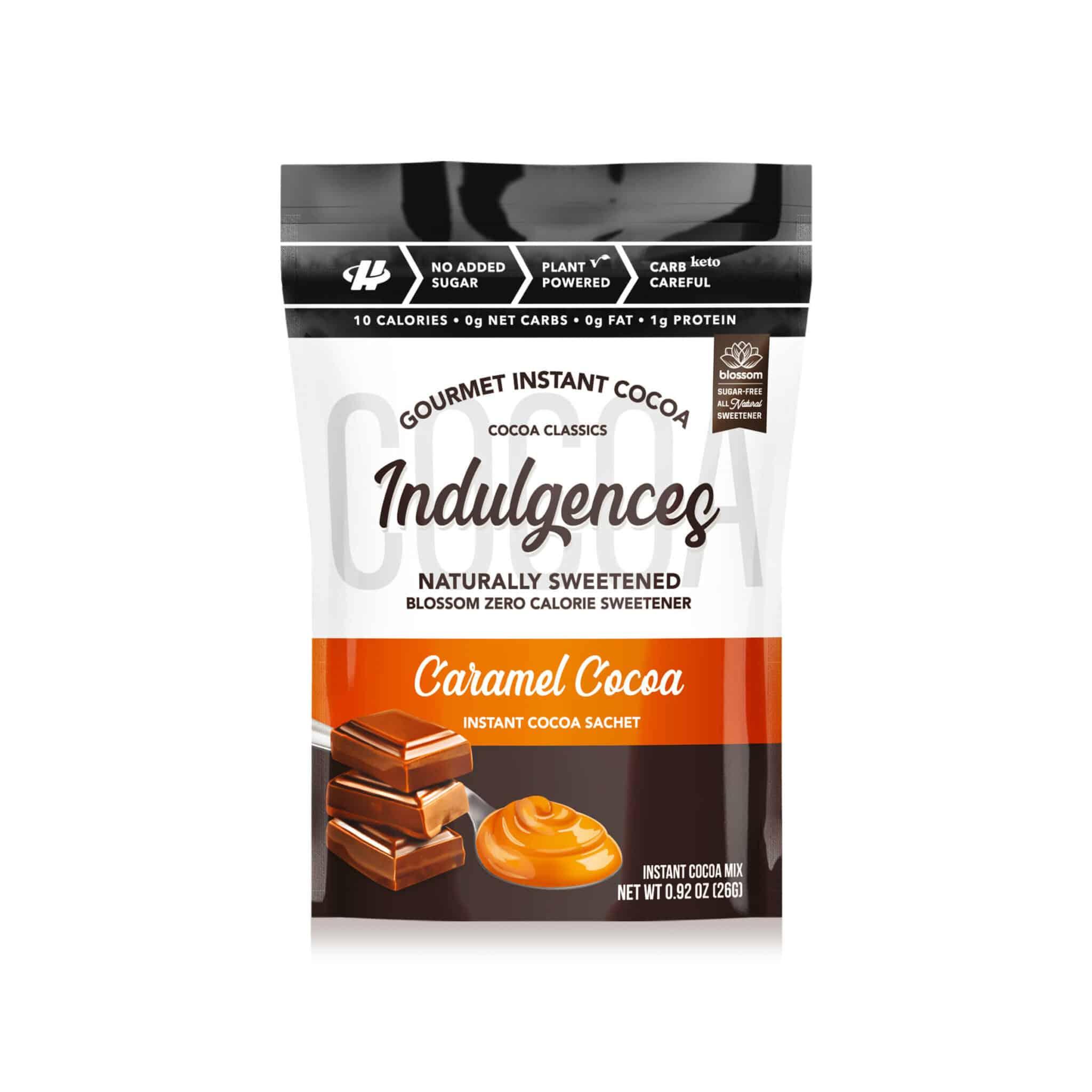 Indulgences Caramel Keto Cocoa