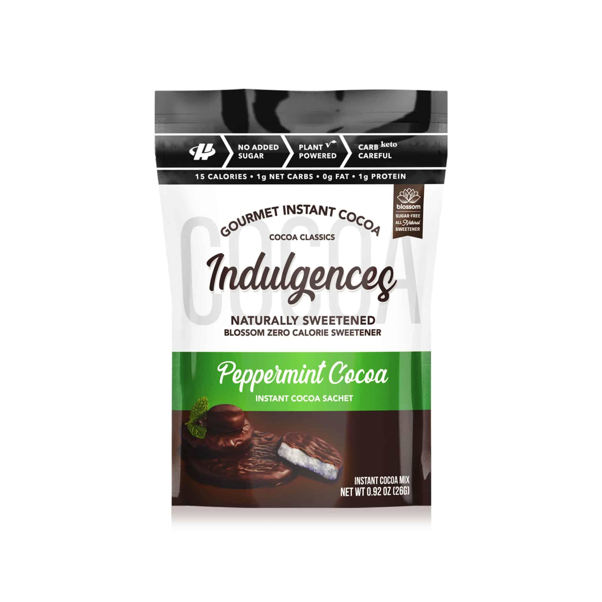 Indulgences Peppermint Keto Cocoa
