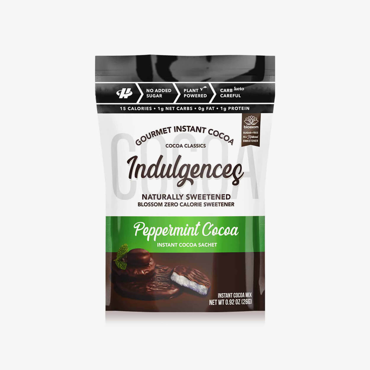 Peppermint Cocoa - Indulgences - Halo Healthy Tribes