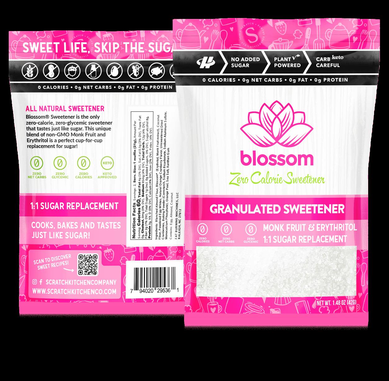 Blossom All Natural Zero Calorie Sweetener