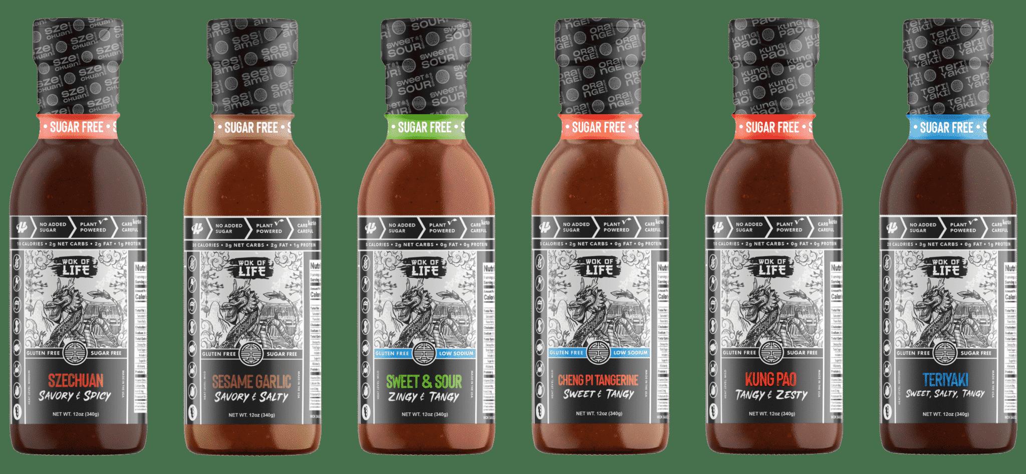 Wok of Life | Wok Sauce
