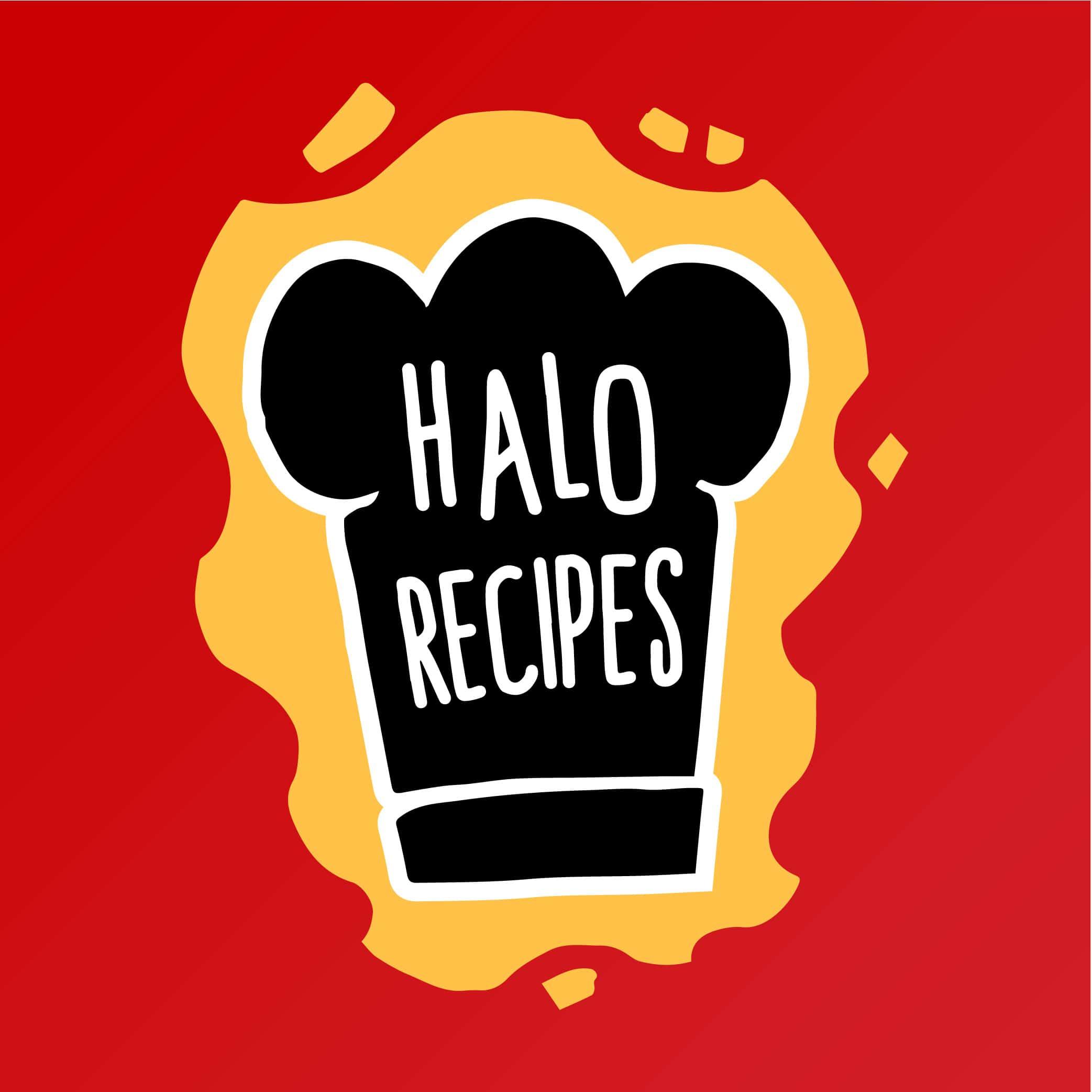 HALO RECIPES