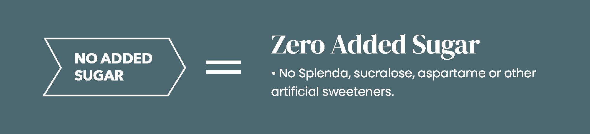 Halo Healthy Tribes No Added Sugar