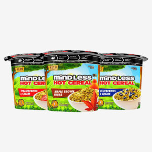 Mindless Cereal Variety Pack   Mindless Foods   Halo Healthy Tribes