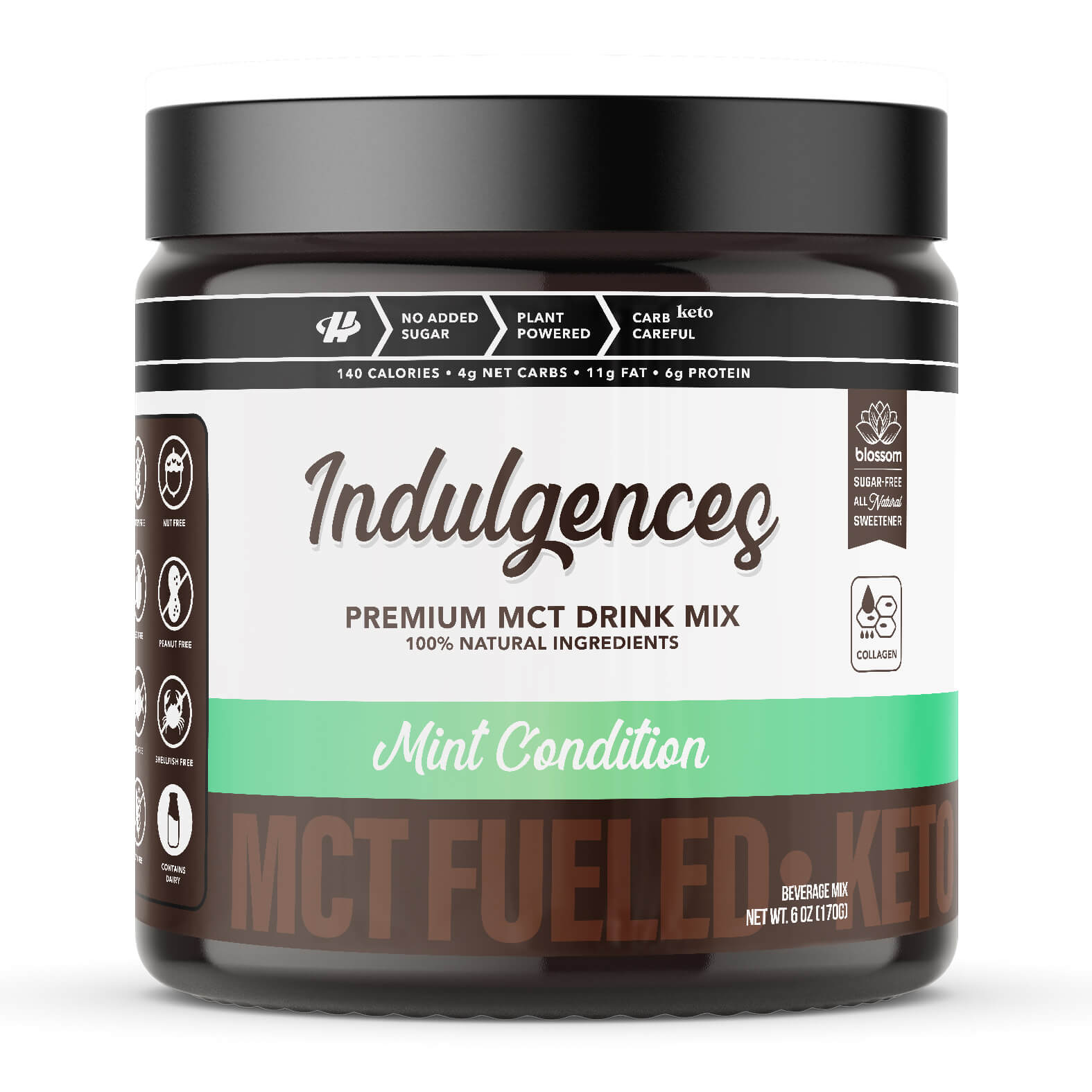 Mint Condition Keto MCT Drink Mix