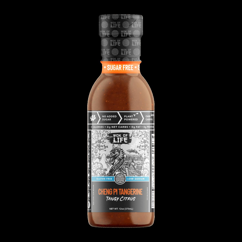 Cheng Pi Tangerine Sauce - Wok Sauce - Halo Healthy Tribes