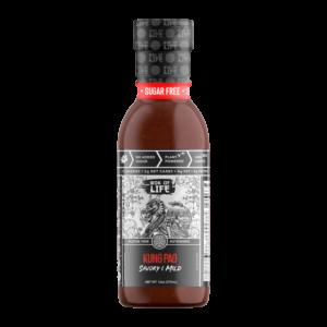 Kung Pao Sauce - Wok Sauce - Halo Healthy Tribes-01