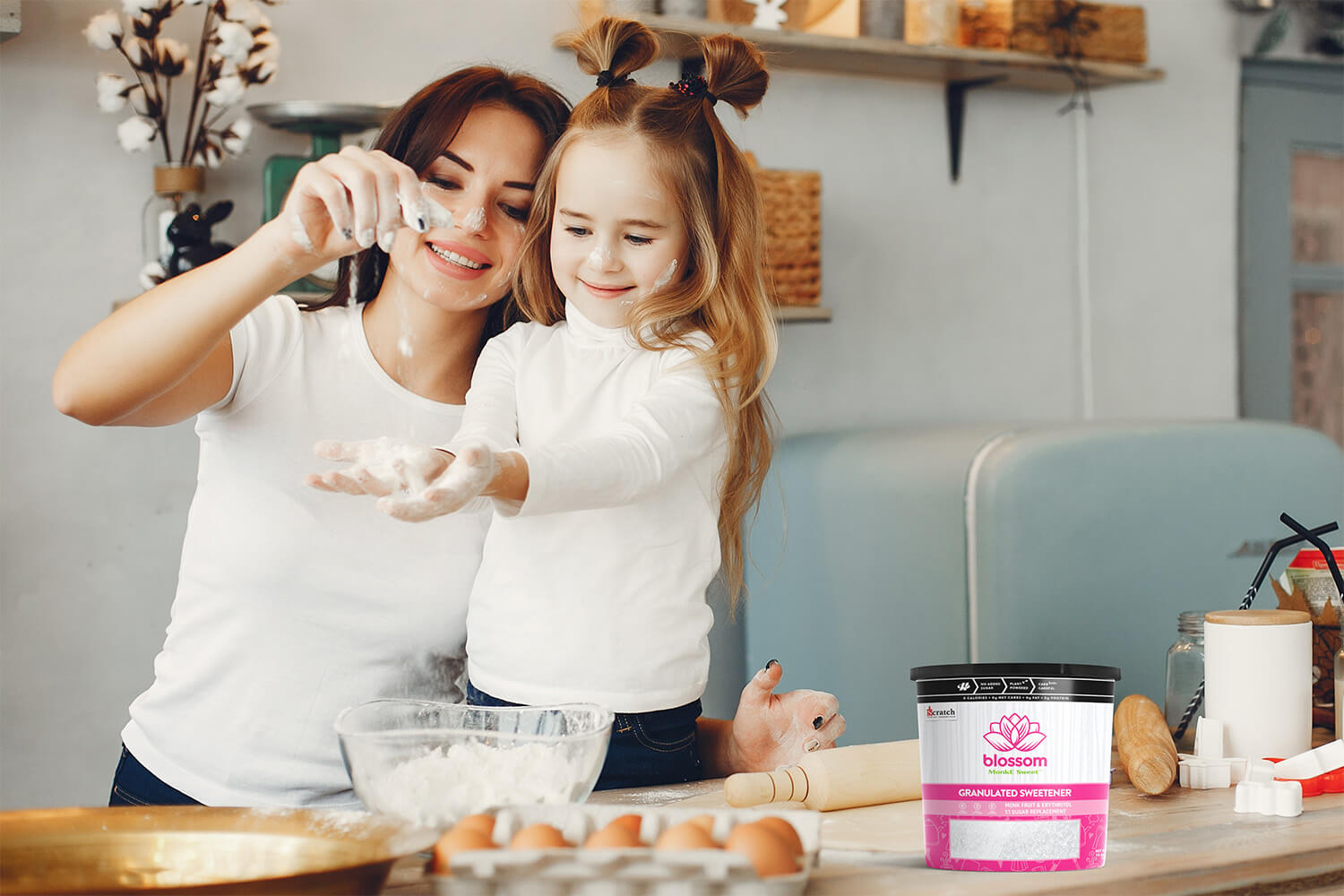 Blossom All Natural Sweeteners   Scratch Kitchen Co   Halo Healthy Tribes